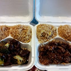 Photo Of China Dynasty Austin Tx United States Beef And Broccoli
