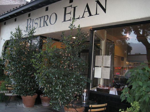Photo of Bistro Elan: Palo Alto, CA