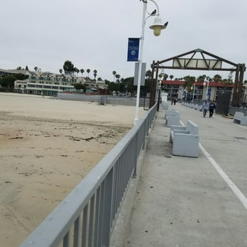 Photo Of Belmont Veterans Memorial Pier Long Beach Ca United States