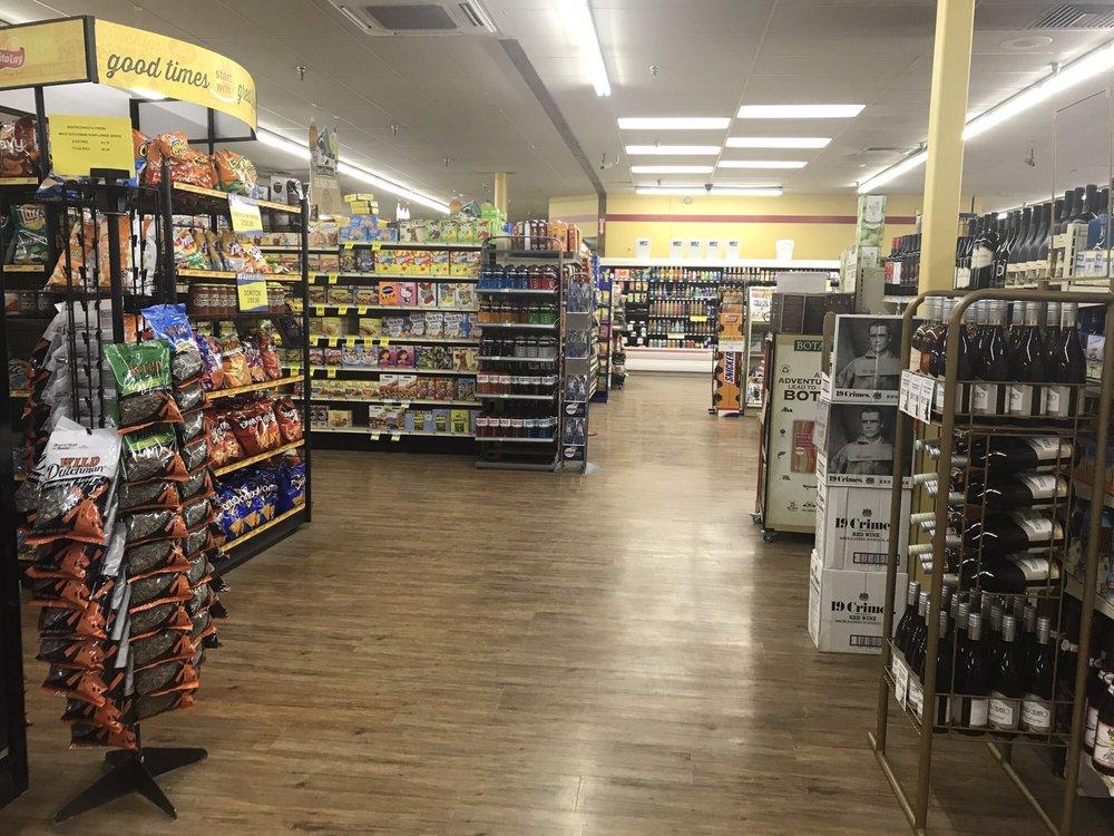 Sonny's Super Foods: 801 Jensen Hwy, Hot Springs, SD