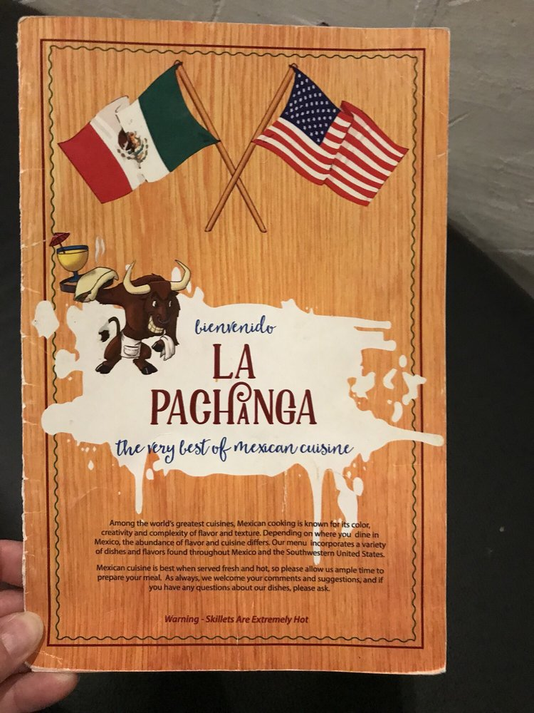 La Pachanga Mexican Restaurant