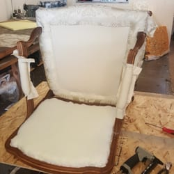 Photo Of Marco Upholstery San Jose Ca United States Antique Chair