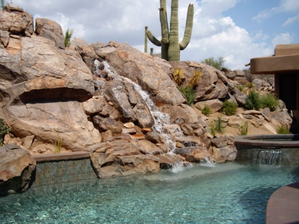 Valley Oasis Pools and Spas Construction: 3321 N Fwy, Tucson, AZ