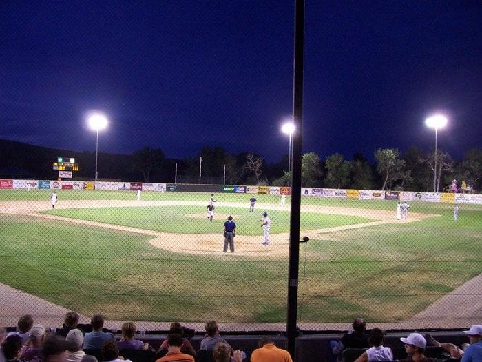 Casper Ghosts Professional Baseball Club: 907 N Poplar St, Casper, WY