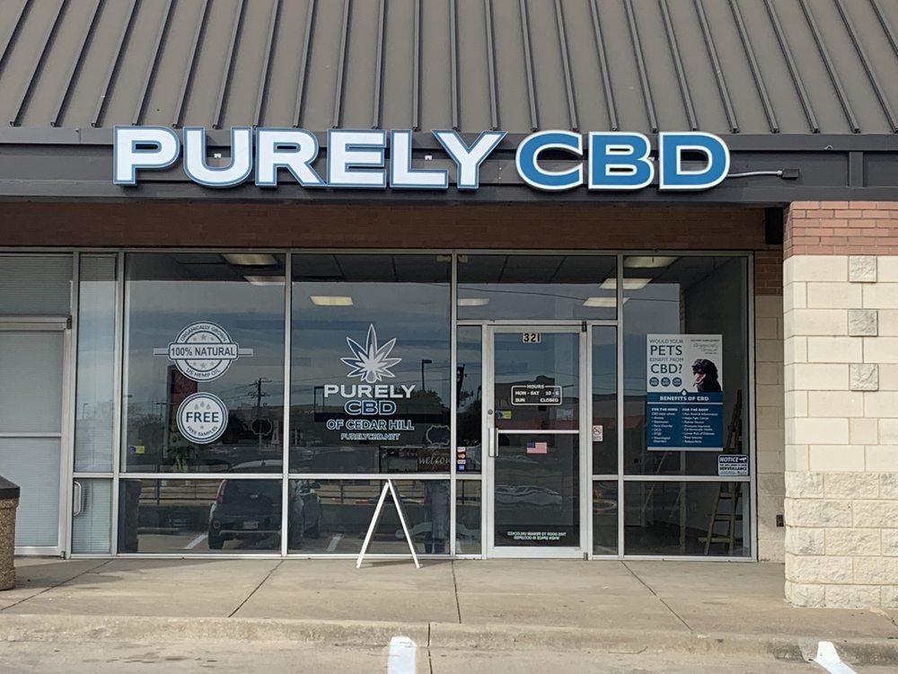 Purely CBD of Cedar Hill: 241 E Fm 1382, Cedar Hill, TX