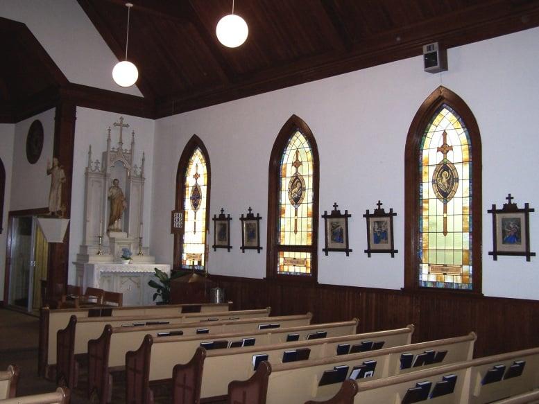 St Joseph's Catholic Church: 34560 Parkway Dr, Cloverdale, OR