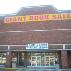Giant book sale ferm librairie 4716 south blvd for Starmount motors south blvd