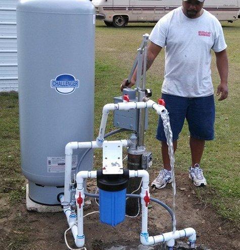 Williston Well and Pump: 21 N Main St, Williston, FL