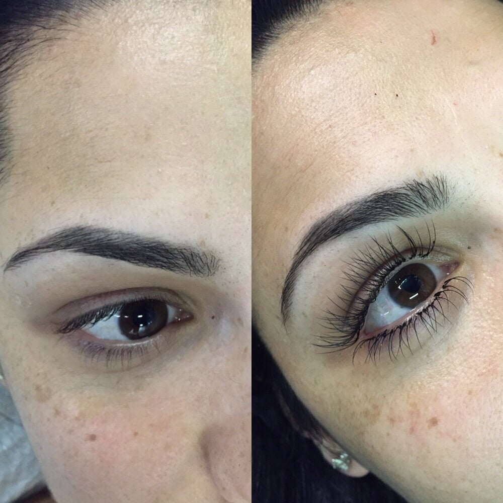 Top And Bottom Mink Eyelash Extensions Yelp