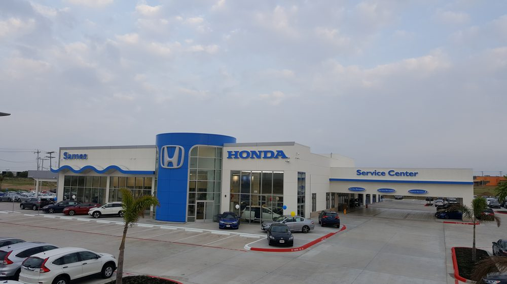 Sames Honda - Service: 6310 Bob Bullock Lp, Laredo, TX