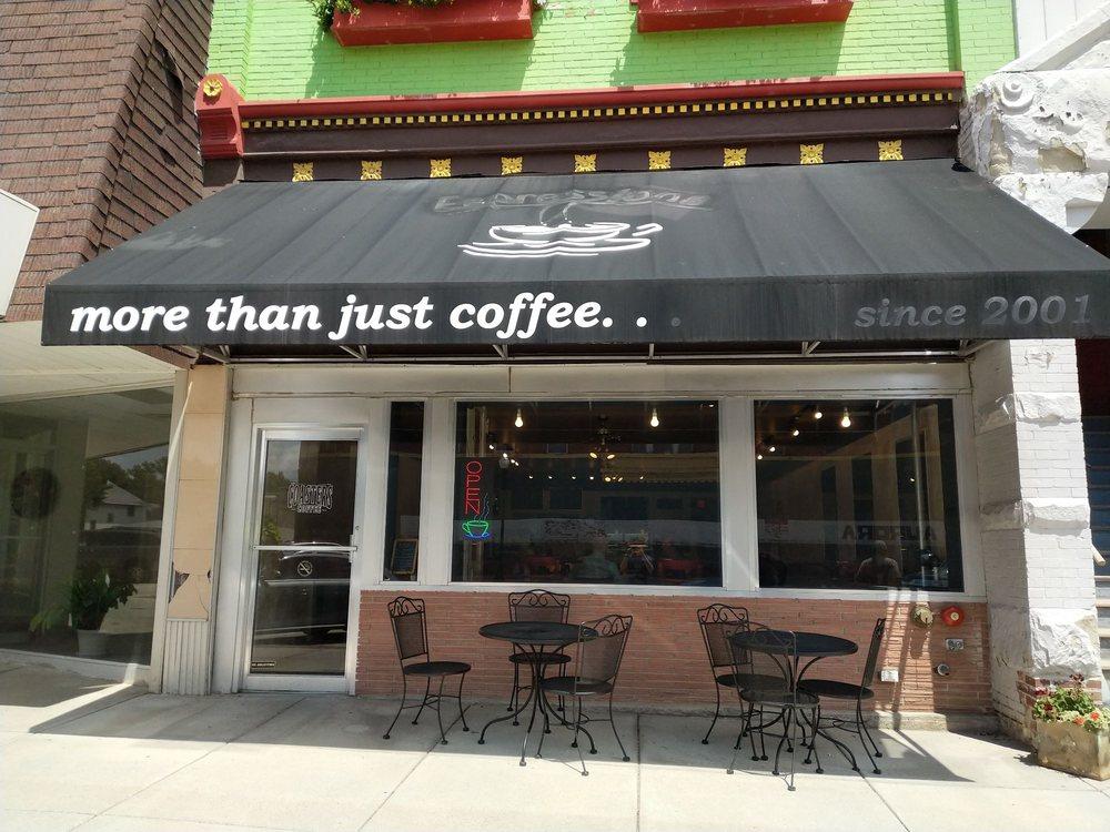 Coasters Coffee: 1117 M St, Aurora, NE
