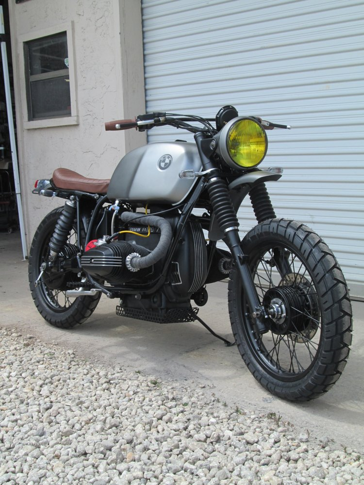 1978 bmw r100 7 scrambler yelp. Black Bedroom Furniture Sets. Home Design Ideas
