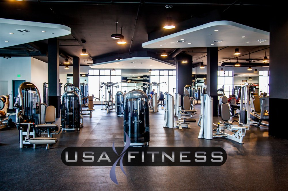 USA Fitness - Sylmar Super Center