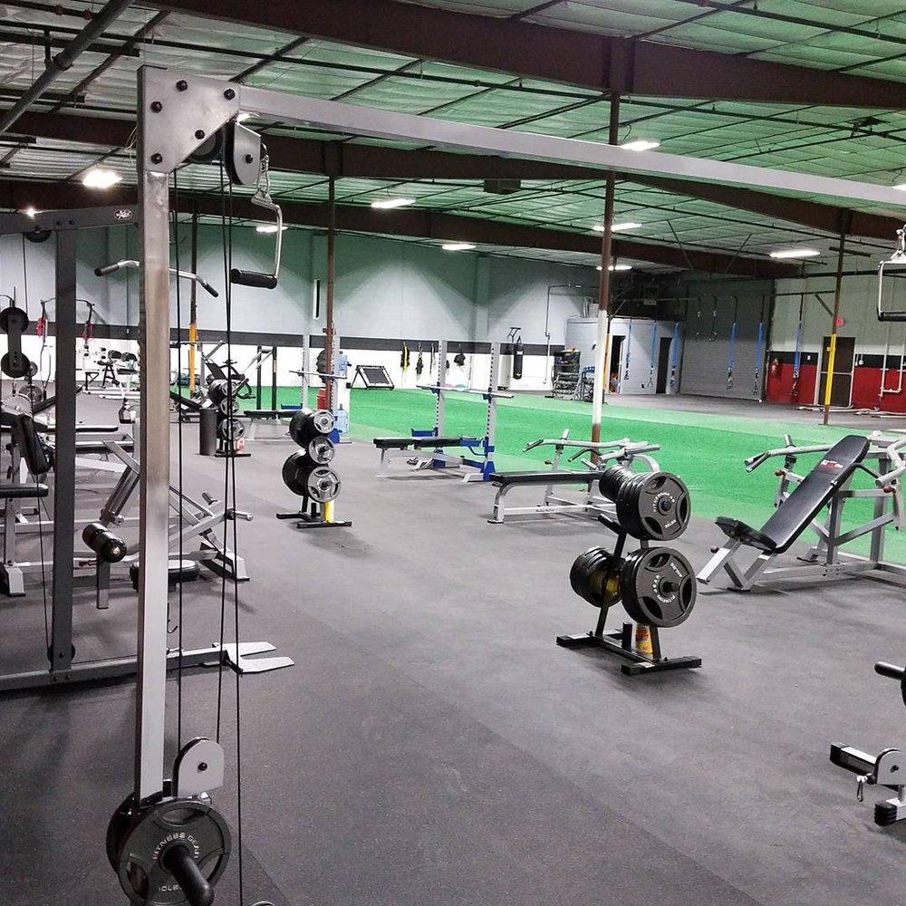 Arrowood Strength Training