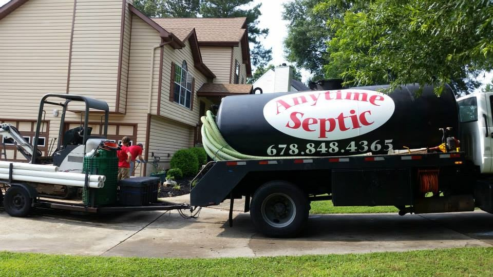 Anytime Septic: 507 Pleasant Valley Rd NW, Adairsville, GA