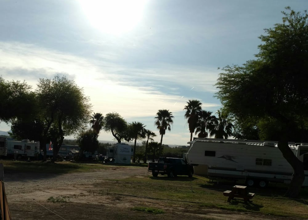 Big River RV Park: 1 Marina St, Big River, CA
