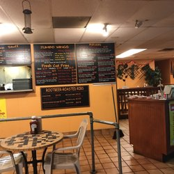 Photo Of Joffs Backyard Grill   Bellingham, MA, United States. Menu On The