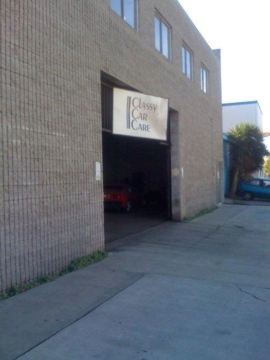 Classy Car Care Culver City