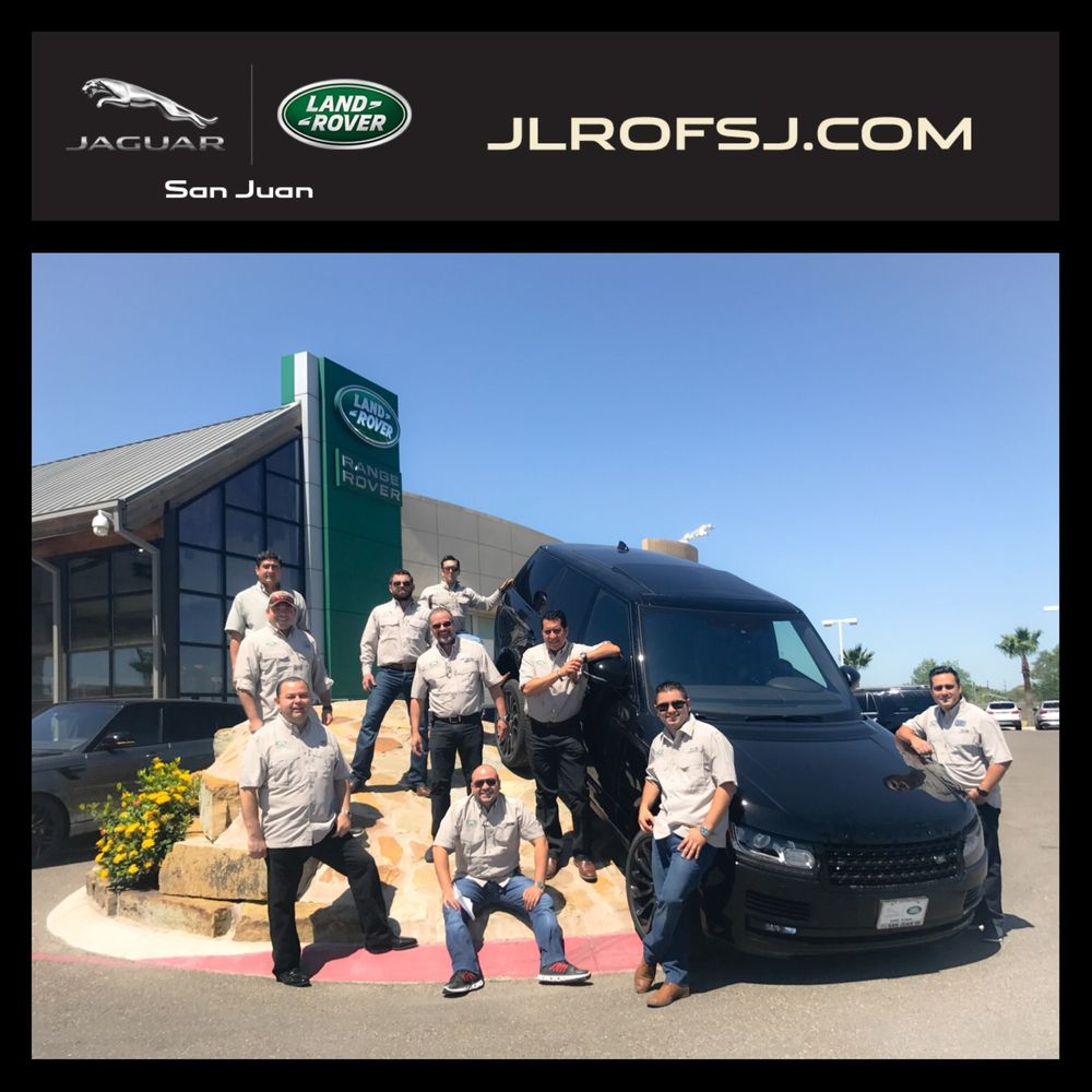 jaguar land rover san juan - car dealers - 601 e expy 83, san juan