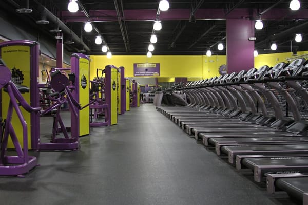 Planet fitness bayonne