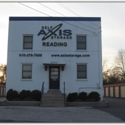 Photo Of Axis Self Storage   Reading   Reading, PA, United States