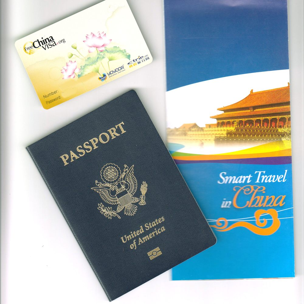 Free China Visa