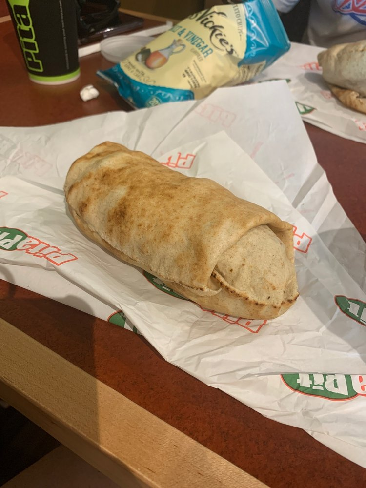 Food from Pita Pit