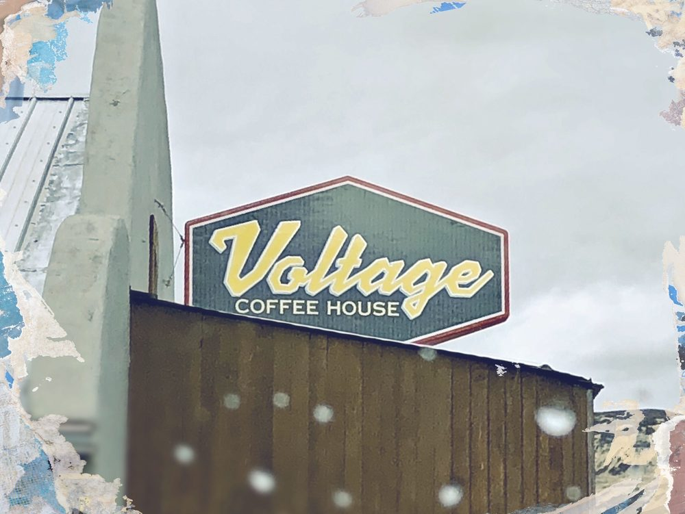 Voltage Coffee House: 140 Spokane Way, Grand Coulee, WA