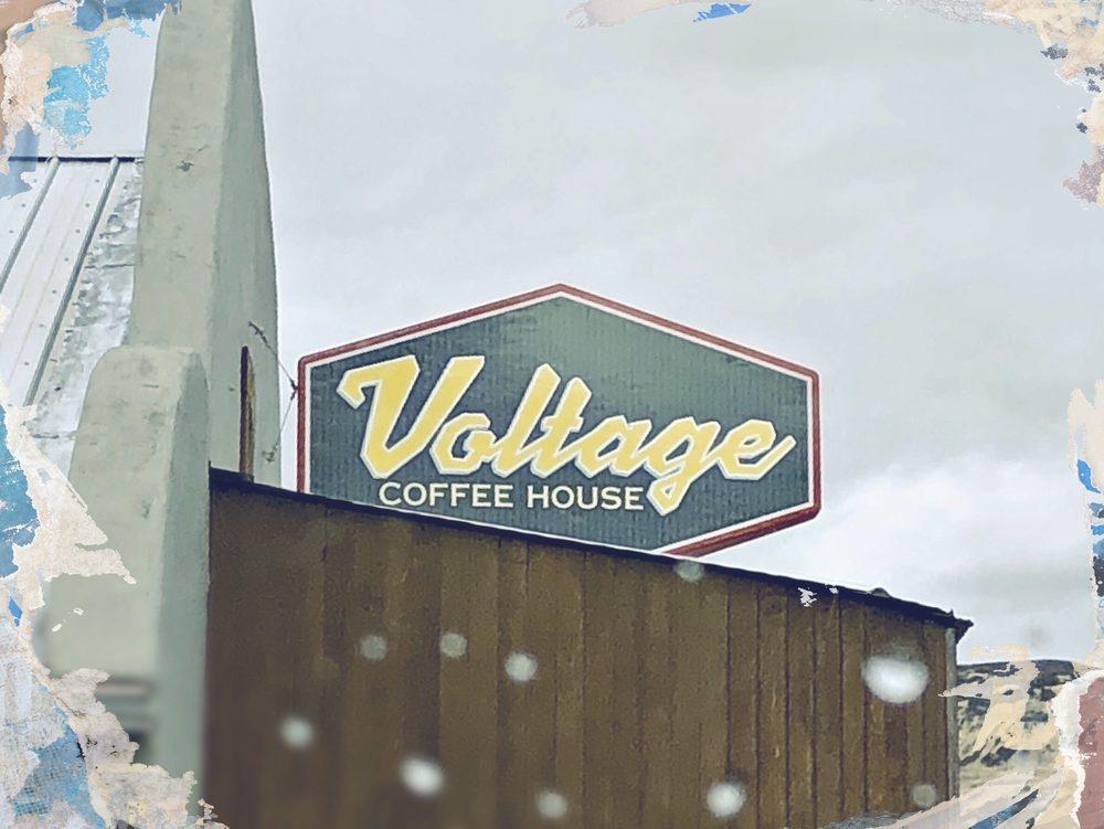 Voltage Coffee House: 140 Spokane Way, Grand Coulee, WA