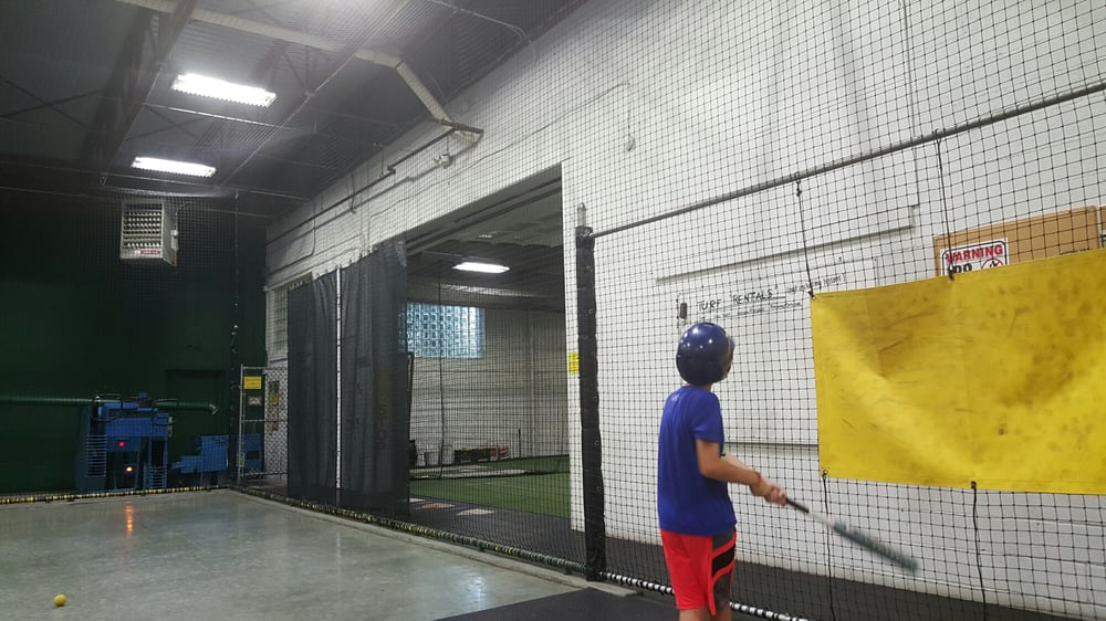 Batting Cages at Brecksville