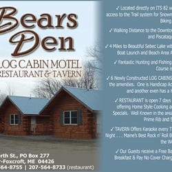 Bears Den Motel