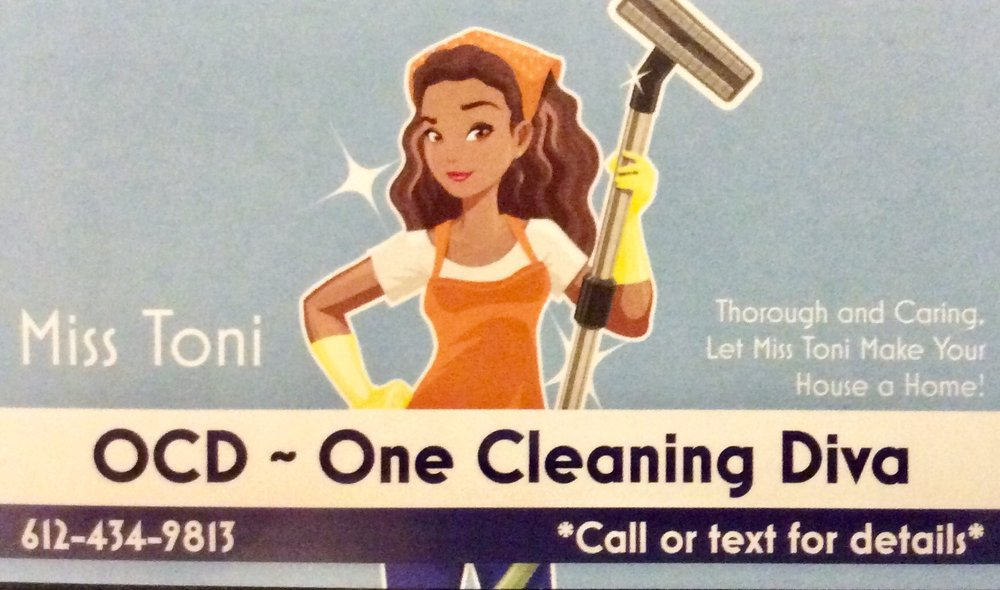 OCD One Cleaning Diva: Inver Grove Heights, MN