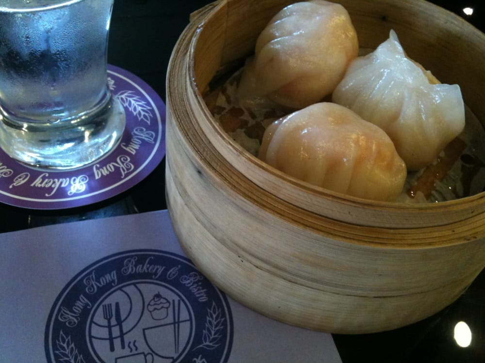 Food from Hong Kong Bakery & Bistro