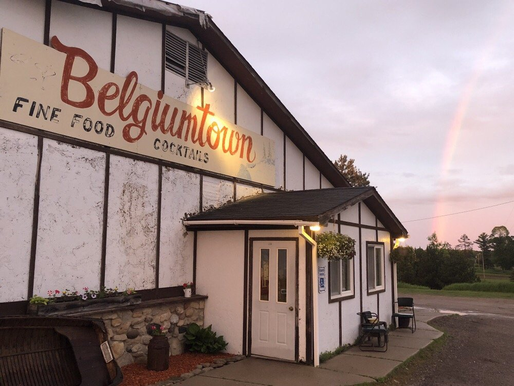 Belgiumtown Bar & Restaurant: W4346 Belgiumtown Rd, Stephenson, MI