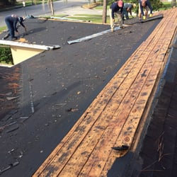 Photo Of Schick Roofing   Orlando, FL, United States. Tearing Off Old Roof