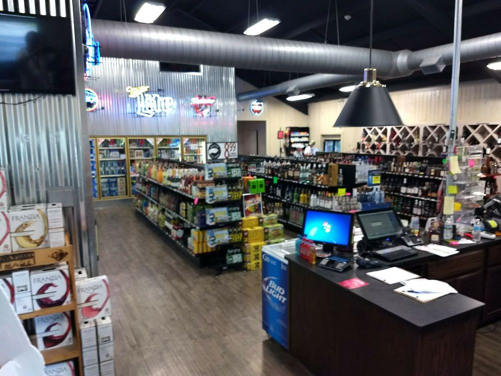 Bud's Liquor: 4761 Malvern Rd, Hot Spgs Nationl Prk, AR