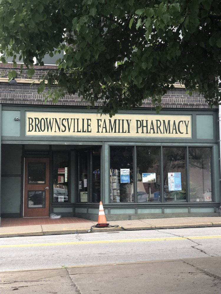 Brownsville Family Pharmacy: 27 Market St, Brownsville, PA