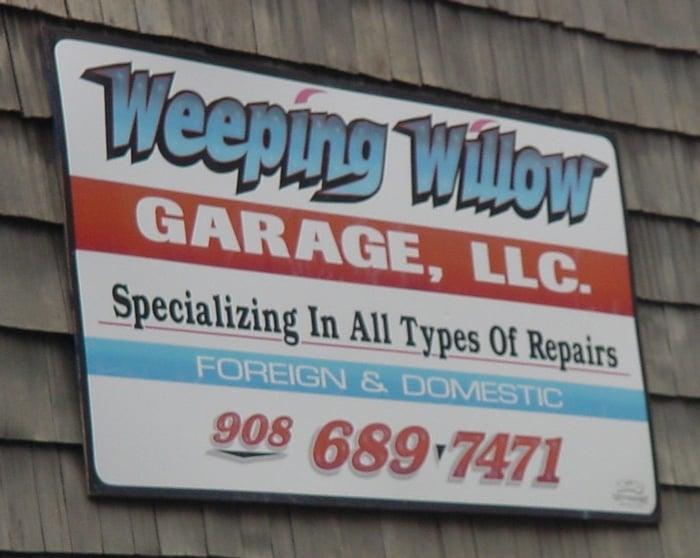 Weeping Willow Garage: 224 State Route 31 N, Washington, NJ