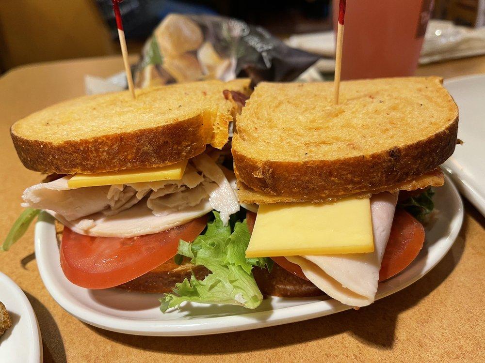 Panera Bread: 2401 E 32nd St, Joplin, MO