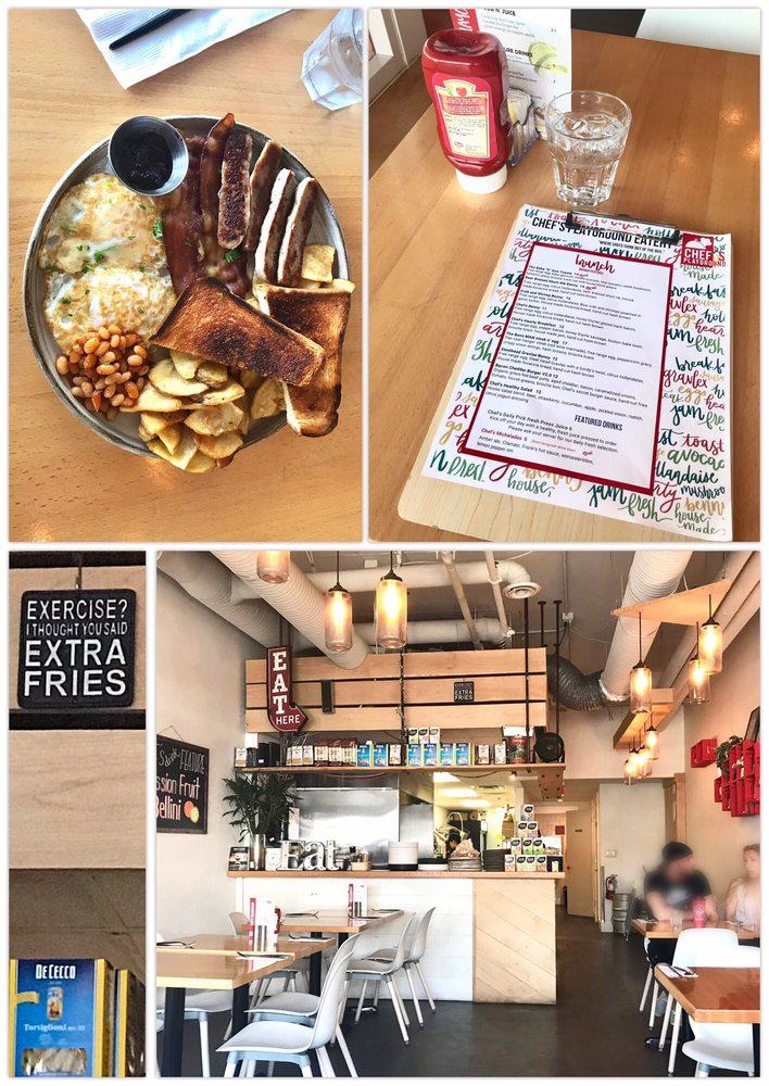 Chef's Playground Eatery