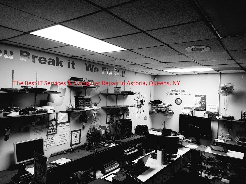 TA PC Repair: 31-06 38th St, Astoria, NY