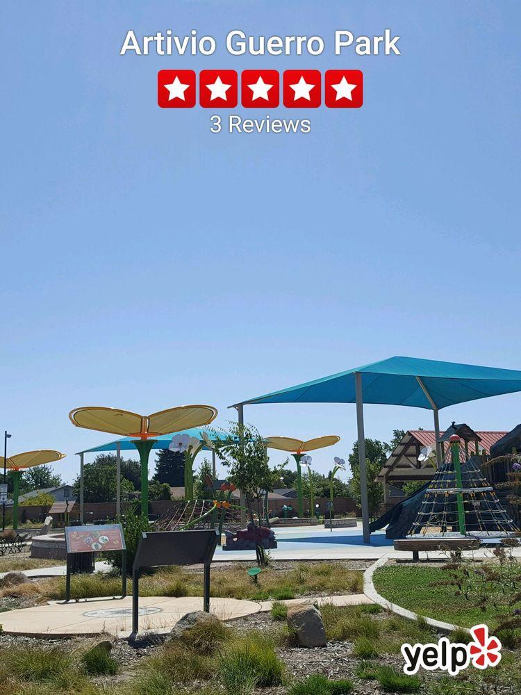 Artivio Guerrero Park: 6000 61st St, Sacramento, CA