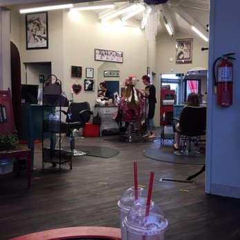 the red chair salon & spa - 35 photos & 27 reviews - hair salons