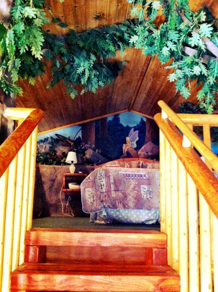 big bear lake ca united states enchanted forest stairway to bedroom