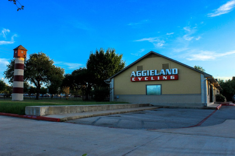 Aggieland Cycling: 1705 Valley View Dr, College Station, TX