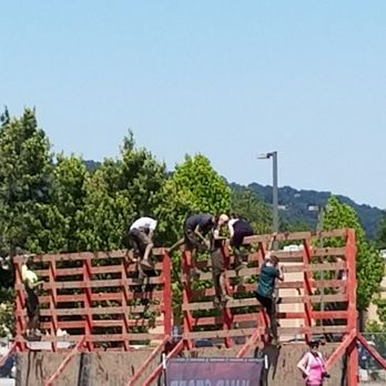 Photo Of Rugged Maniac 5k Obstacle Run   Pleasanton, CA, United States. This