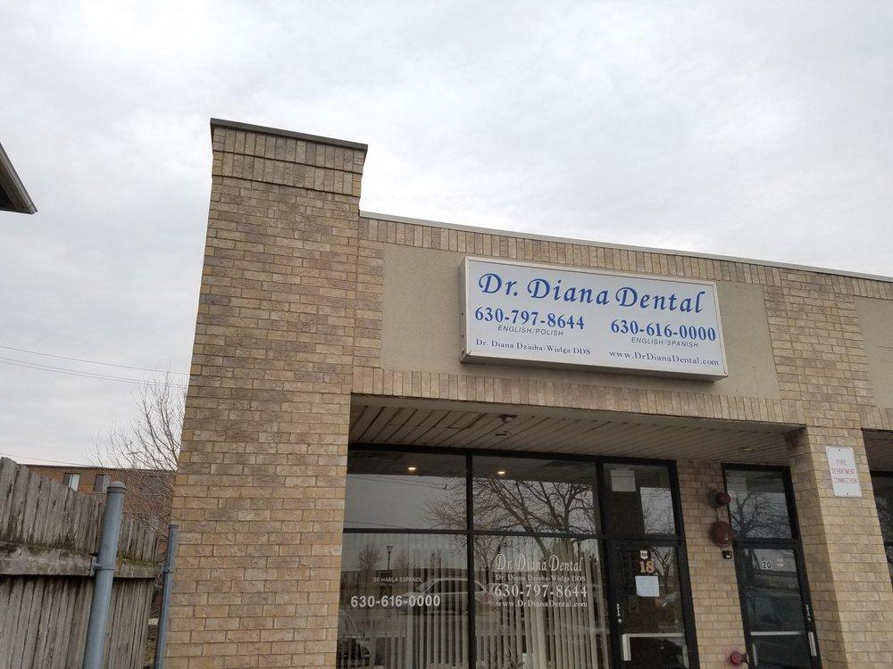 Dr. Diana Dental: 18 N York Rd, Bensenville, IL