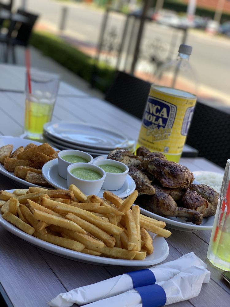 Food from Limeña Peruvian Eatery