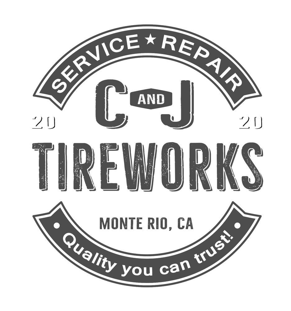 C and J Tireworks: 9898 Main St, Monte Rio, CA