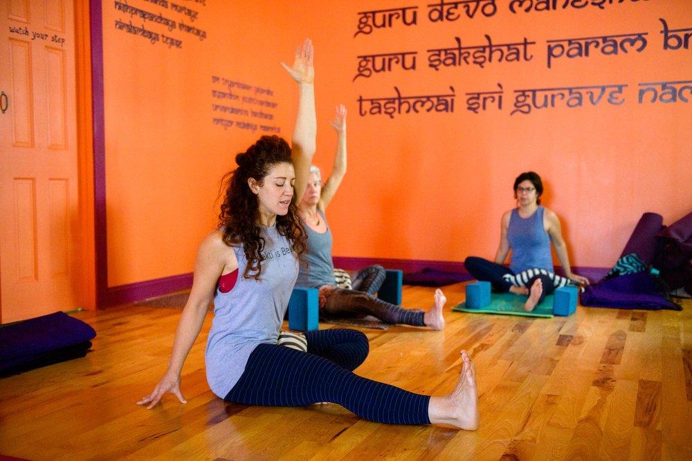 beBhakti Yoga: 89 Dewindt St, Beacon, NY